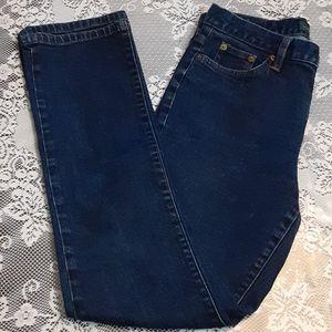 Classic straight Lauren Jeans Ralph Lauren